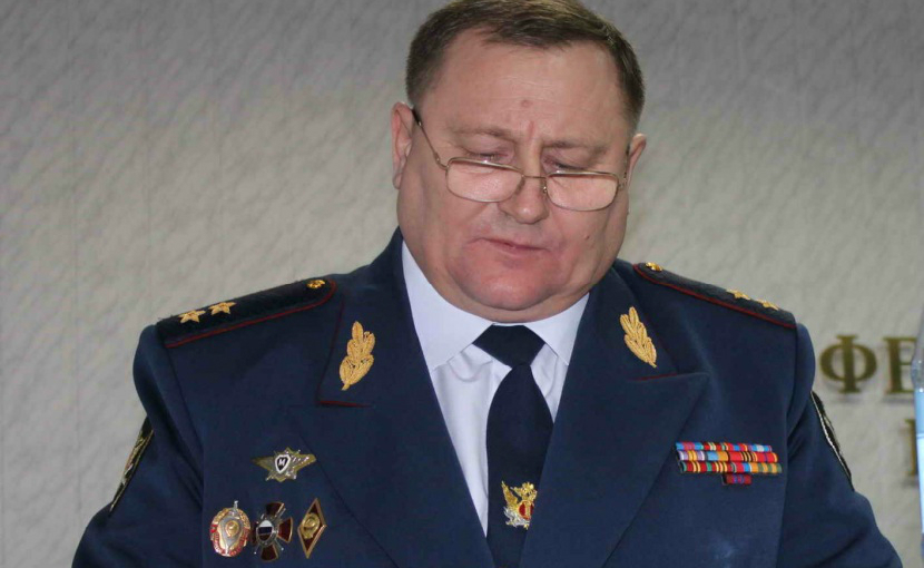 Главу ФСИН Коми задержали за расхищение 7000 железобетонных плит