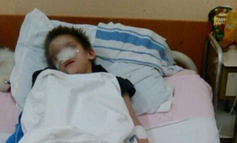 Избитый и заморенный голодом приемный ребенок попал в больницу Калининграда