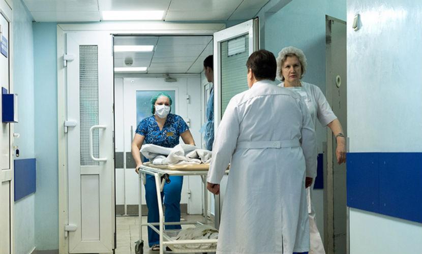 6-летняя девочка умерла от свиного гриппа в Подмосковье