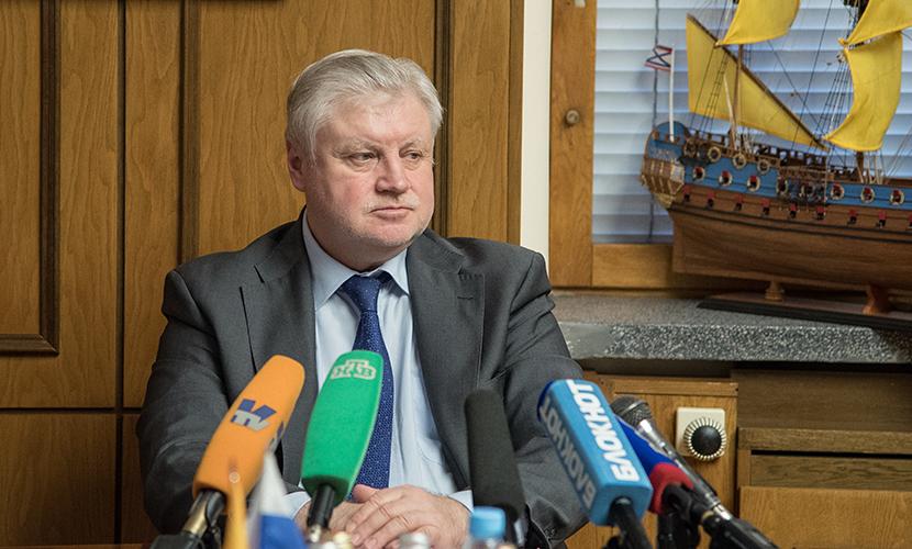 Позиция мальчиков для битья в ПАСЕ не подходит делегации России, - Миронов