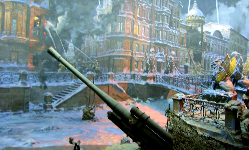 Календарь: 27 января - День полного освобождения Ленинграда от фашистской блокады