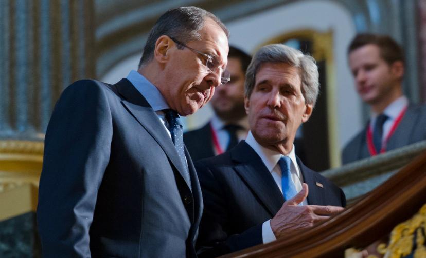 Лавров рассказал о встрече с главой Госдепа США по сирийскому вопросу