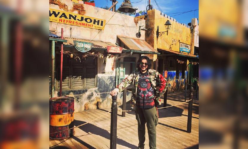 Киркоров за один день побывал в Африке и на Эвересте