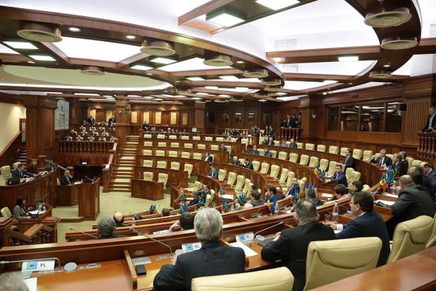 Новое парламентское большинство создано в Молдавии