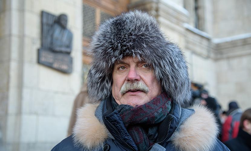 Никита Михалков назвал актера Евгения Весника человеком без «налета»