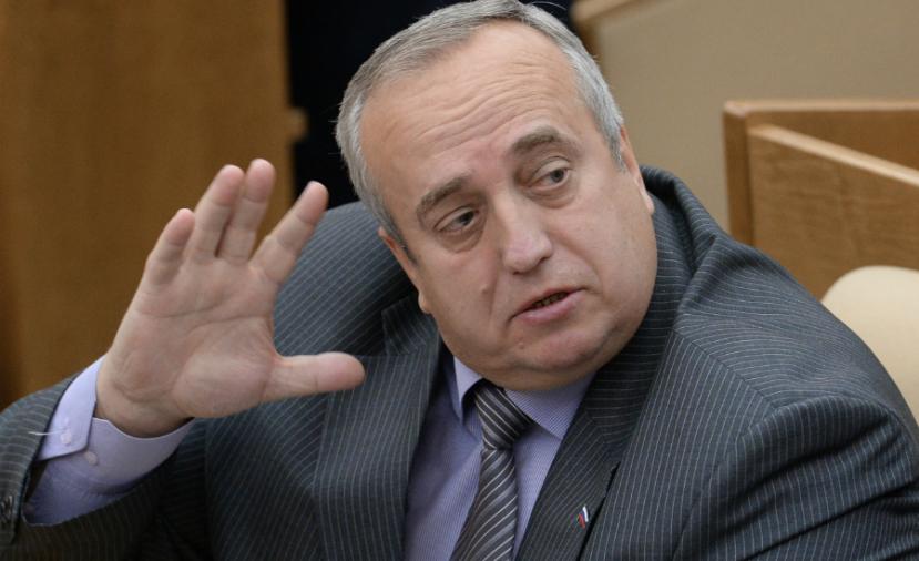 Сенатор Клинцевич назвал авторов «казни» в клубе Киева террористами и «Шариковыми»