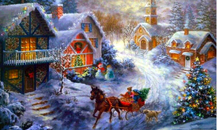 Традиции празднования рождества христова