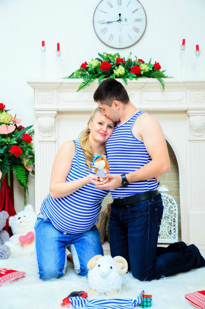 Сон бывшая жена мужа беременная 62