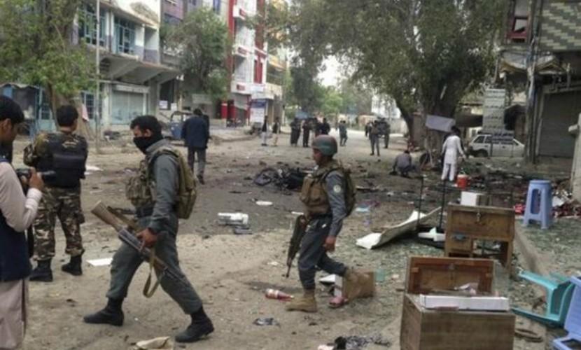 В афганском городе произошел взрыв в дипломатическом квартале