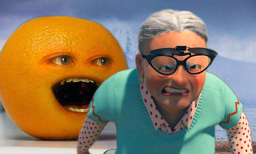 Немецкая бабушка отсудила у магазина 12 тысяч евро за апельсины на полу