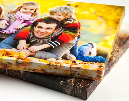 Печать фотографий на холсте от компании Fancyprint