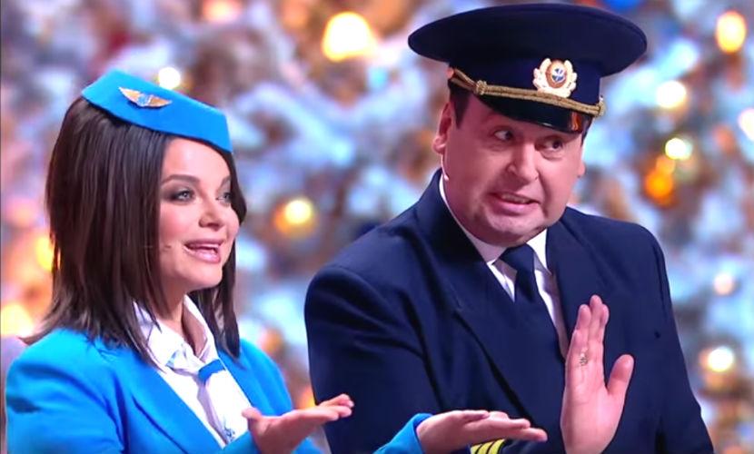 Националисты уличили жену героя «Голубого огонька-2016» телеканала «Россия-1» в поддержке ополченцев
