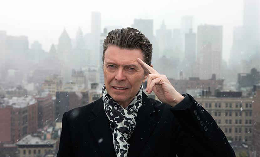 Легенда рока Дэвид Боуи умер от рака