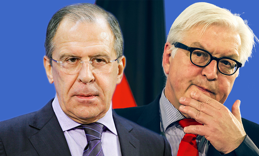 Лавров отреагировал на требование МИД ФРГ не вмешиваться в дела других стран