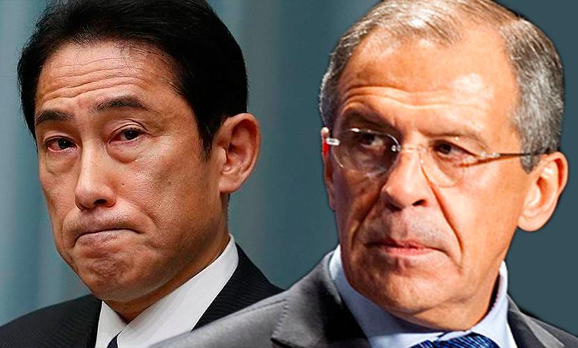 МИД Японии попросит Сергея Лаврова выступить против КНДР