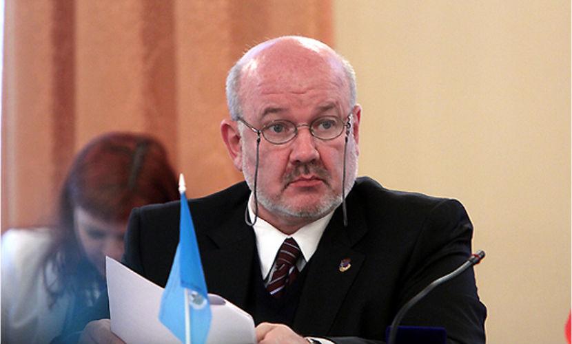Латвийские власти не пустили в страну ветерана из России