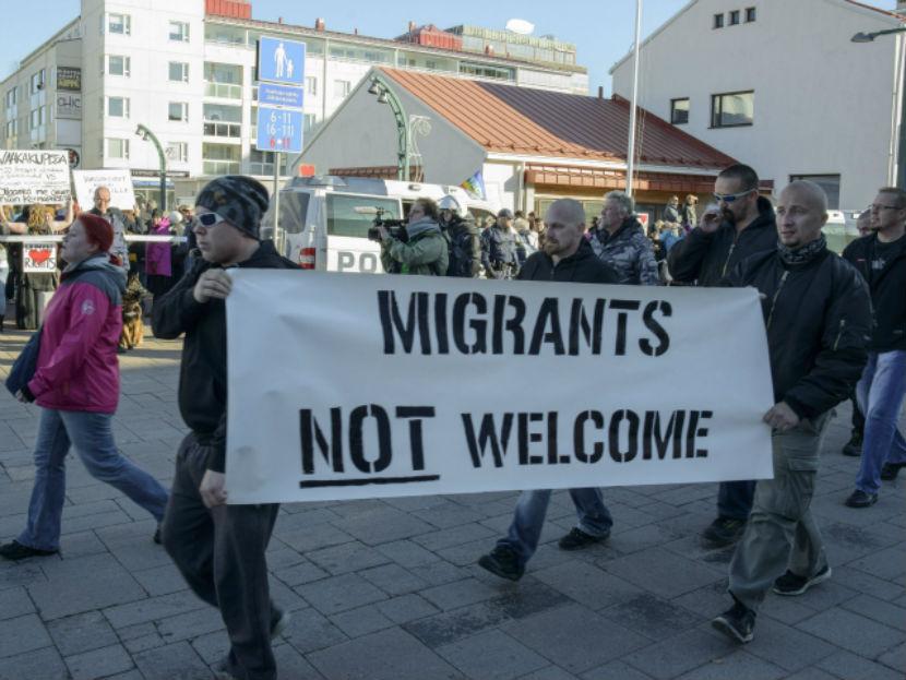 Вместе с беженцами в Финляндию пришли сексуальные преступления на улицах, - полиция