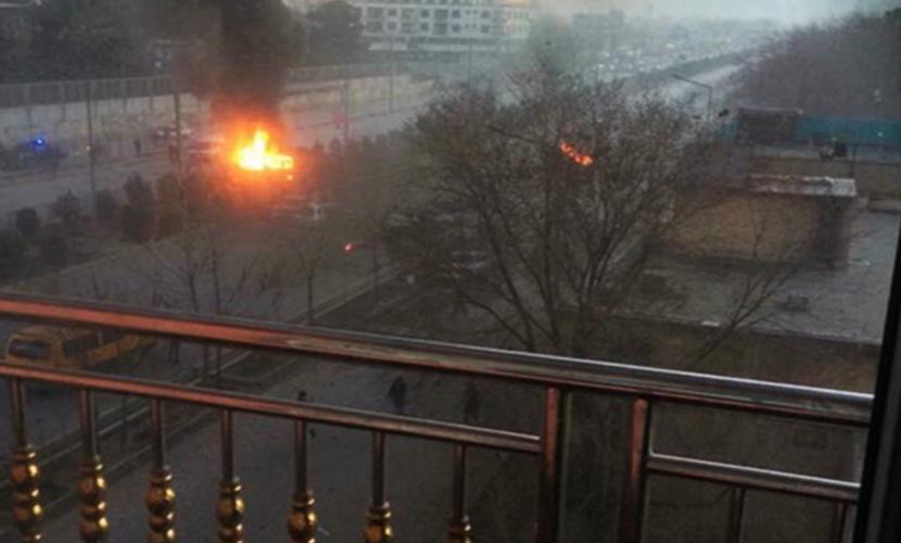МВД Афганистана подтвердило гибель четырех человек при атаке на кортеж дипломатов из России