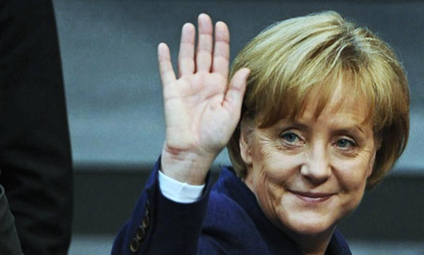 Меркель пообещала, что выгонит беженцев из Европы сразу после войны