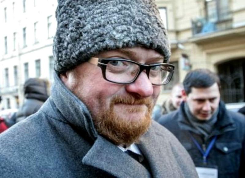 Милонов предложил не пускать в Питер Владимира Познера и Сергея Зверева