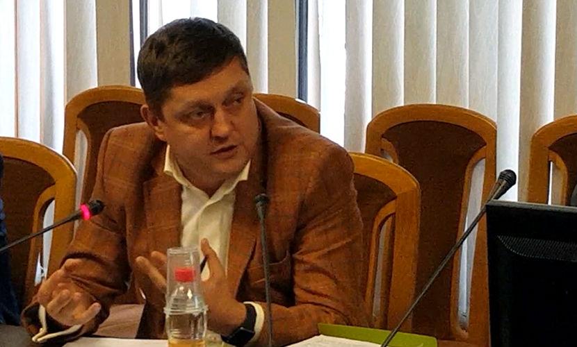 Олег Пахолков выдвинул концепцию спасения Дона и Волги