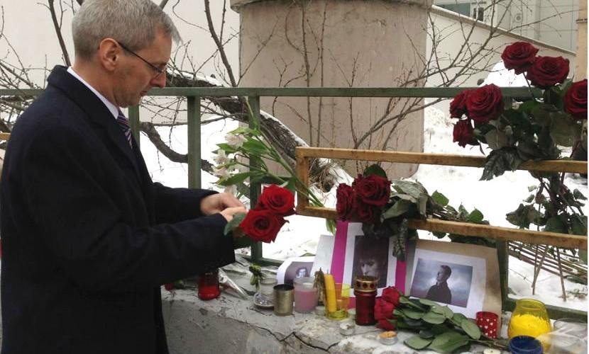 Новый посол Британии поблагодарил российских поклонников Дэвида Боуи