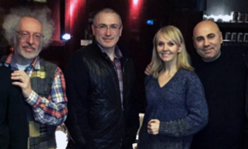 Пригожин оправдался за неожиданное общее фото с Ходорковским в Лондоне