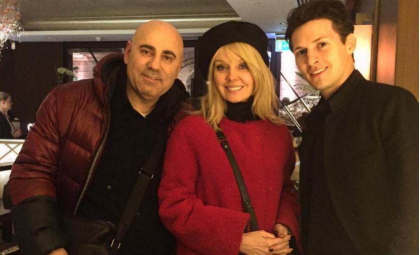 Павел Дуров стал новой жертвой фотоохоты Валерии и Иосифа Пригожина в Лондоне