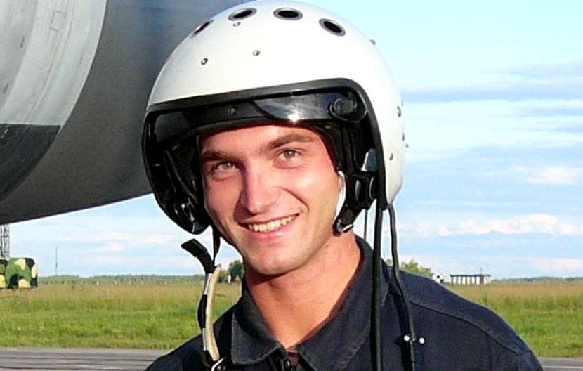 Капитан Сергей Молочный