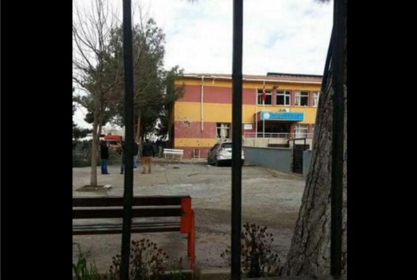 Во время взрыва в здании школы на юге Турции погибли двое