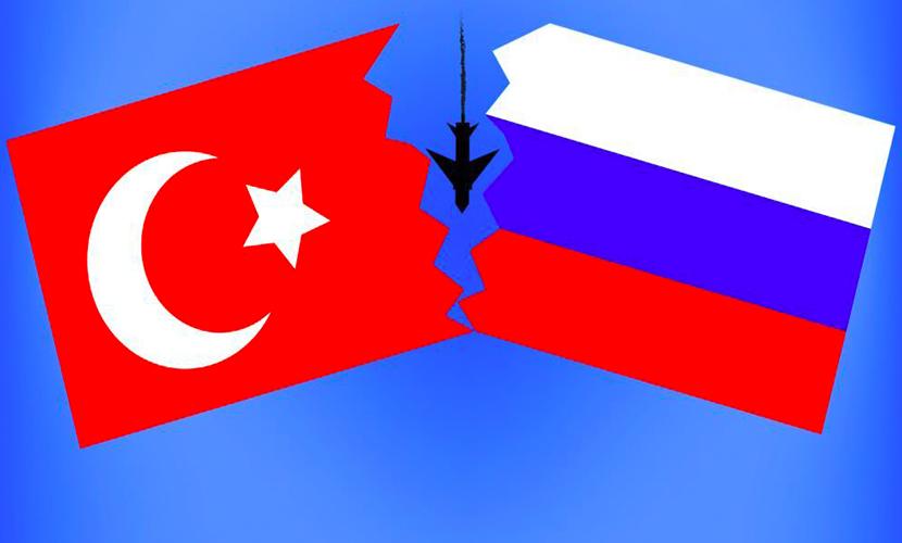 Турция заявила о новом нарушении границы российским Су-34