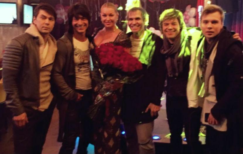 Анастасия Волочкова десять дней праздновала 40-летний юбилей