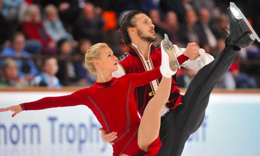 Фигуристы Волосожар и Траньков с триумфом выиграли чемпионат Европы