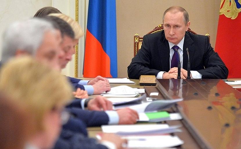 Путин упростил регистрацию индивидуальных предпринимателей