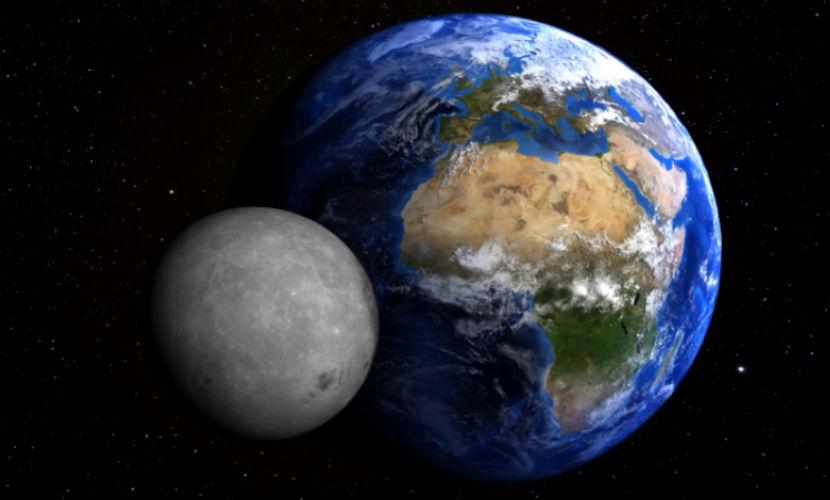 Ученые раскрыли тайну образования Земли из двух планет