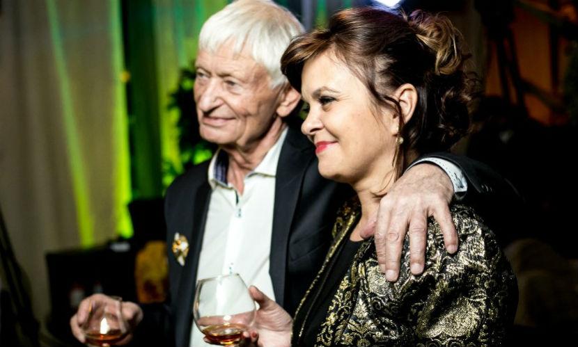 80-летний отец Леонида Агутина влюбился в свою соседку