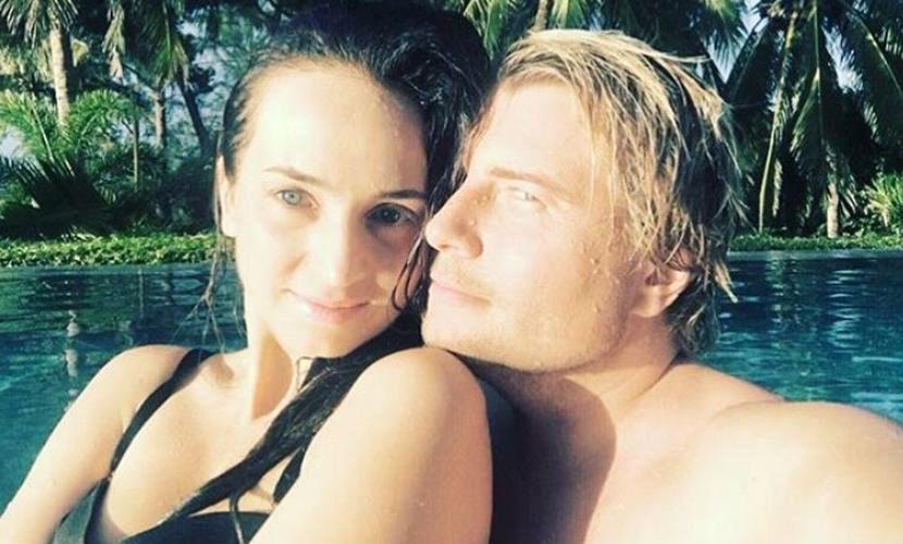 Николай Басков показал откровенное фото с любовницей на отдыхе в Таиланде