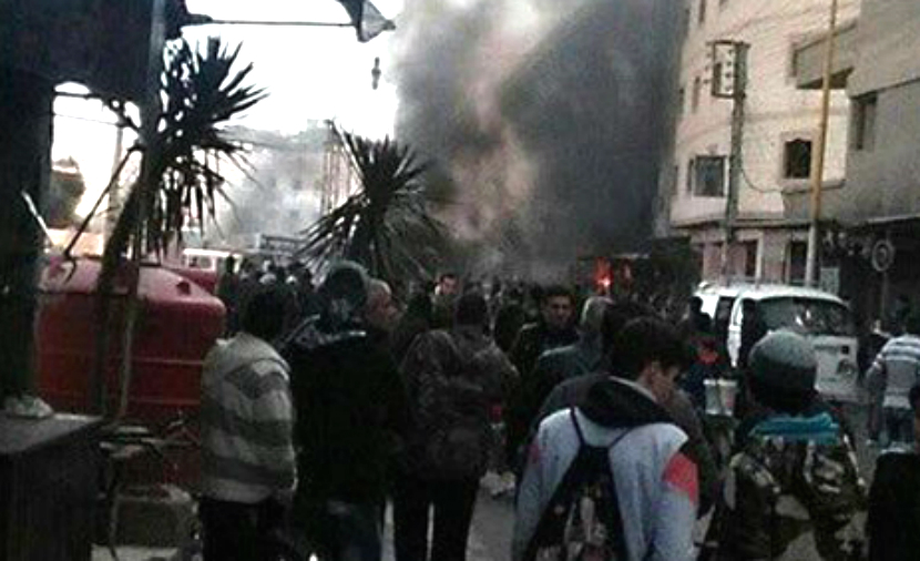 Жертвами двух терактов ИГИЛ в столице Сирии стали более 30 человек