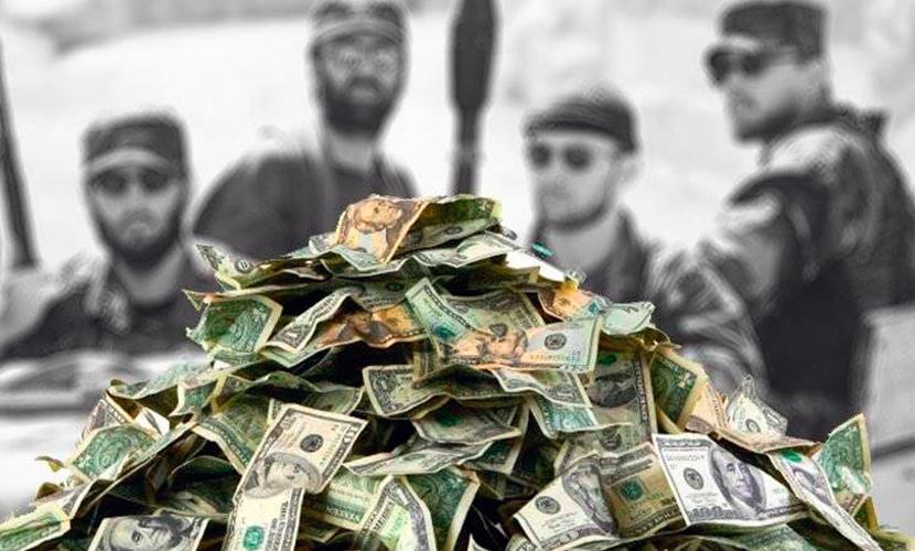 Террористам ИГ вдвое урезали зарплаты из-за убытков от ударов с воздуха