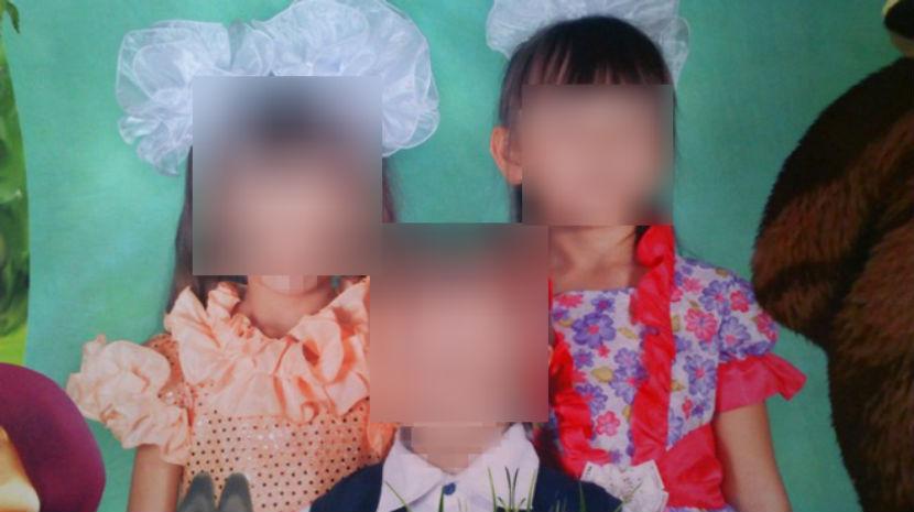 Мать с тремя детьми погибли в гостях у подруги