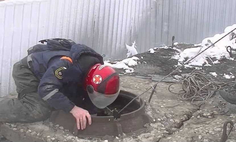 Трое детей найдены мертвыми в люке с кипятком на Камчатке