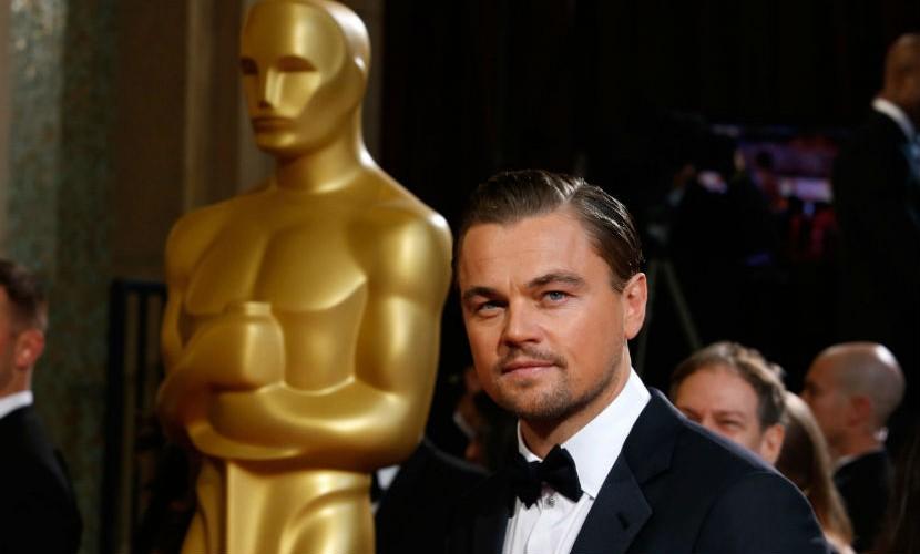 Аналитики сделали Леонардо Ди Каприо лидером в гонке за «Оскар»