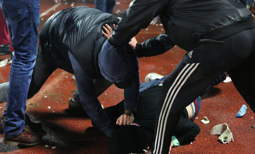 Беженцев с Ближнего Востока жестоко избили в клубе под Мурманском