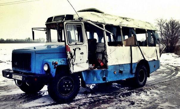 9 человек пострадали при опрокидывании рейсового автобуса на Кубани