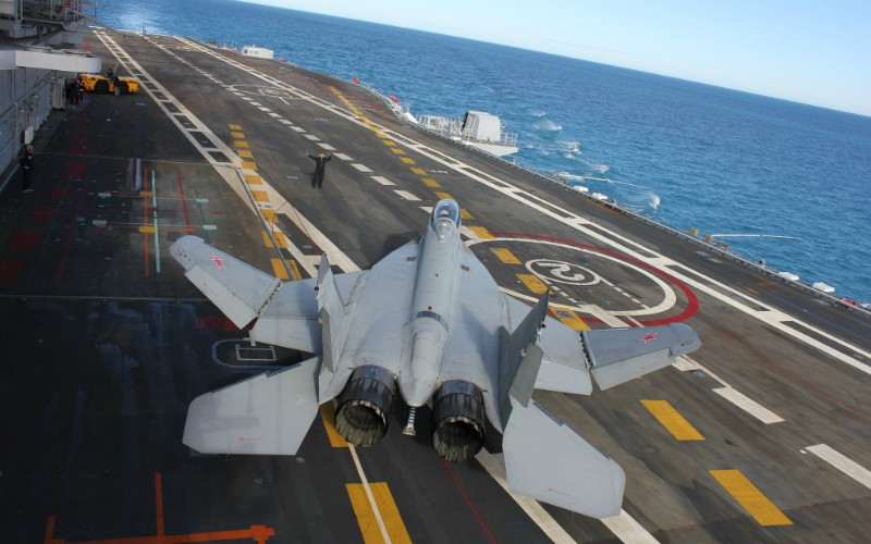 Россия получит подлодки «Варшавянка» и первый атомный авианосец, - Минобороны