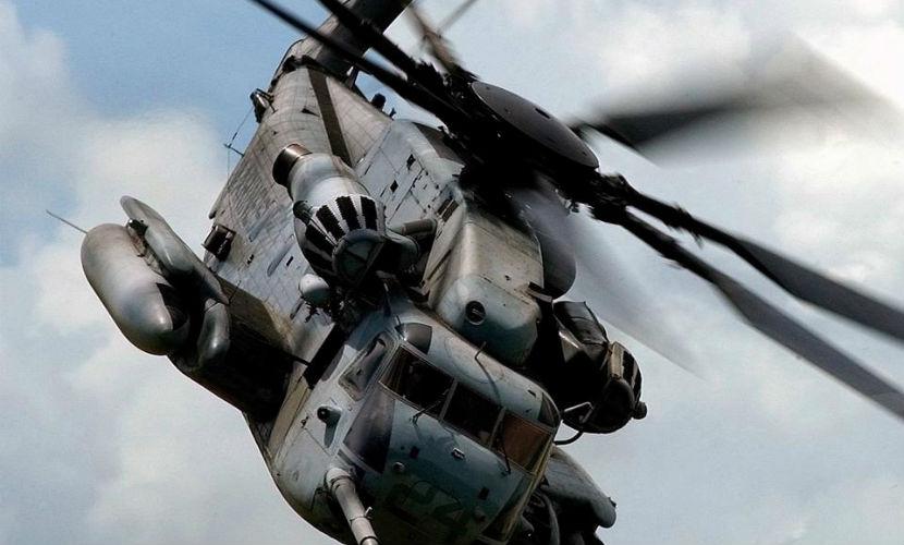 У Гавайев при столкновении американских военных вертолетов погибли 12 человек