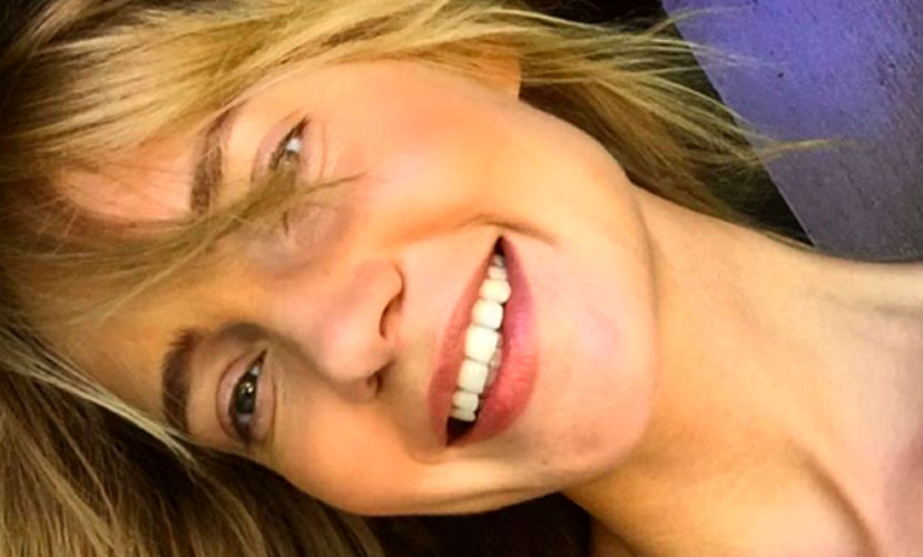 Откровенные фото певицы Глюкозы на пляже возмутили ее поклонников