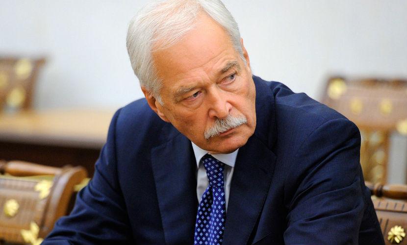 Ситуацию по урегулированию на Украине нельзя назвать тупиковой, - Грызлов