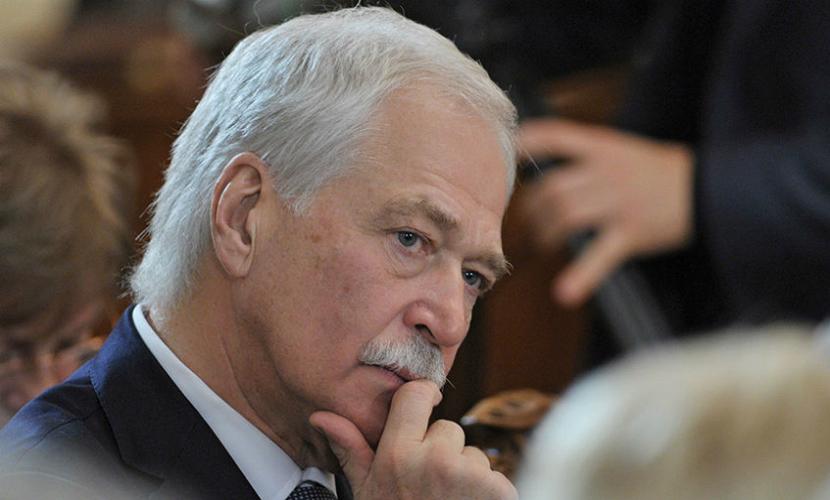 Грызлов провел ночные переговоры с президентом Порошенко в Киеве