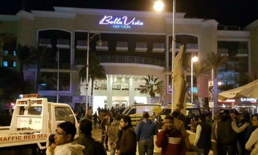 Целью террористов, напавших на отель в Хургаде, были граждане России, - СМИ